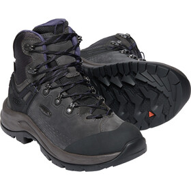 Keen Wild Sky WP Mid Shoes Women magnet/graystone